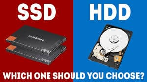 SSD vs HDD difference in Hindi {SSD vs HDD Full form}